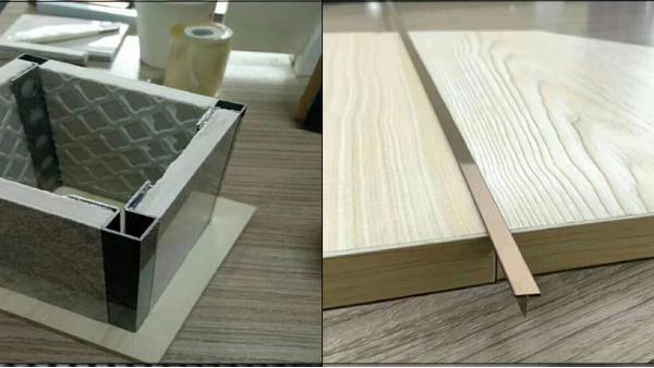 你知道现在不锈钢装饰线条有多流行吗?