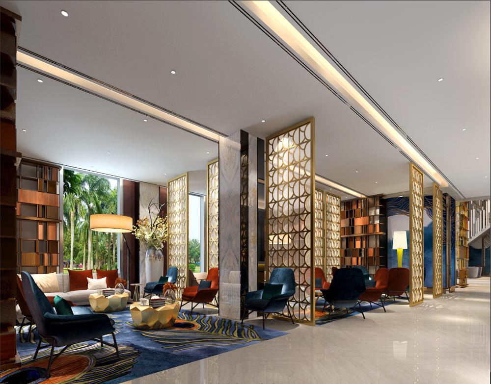 云南酒店工程案例