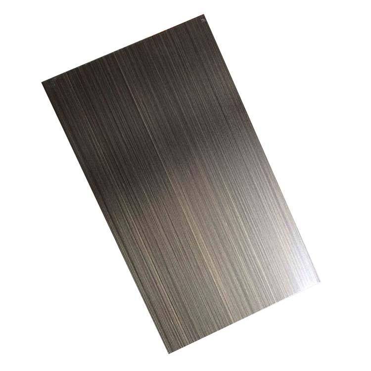青古铜拉丝不锈钢装饰板