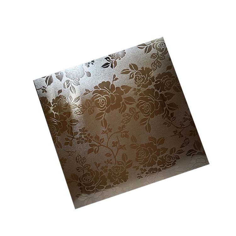 不锈钢花纹板
