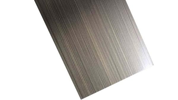 不锈钢拉丝板为什么叫不锈钢拉丝板?