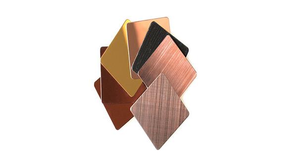 不锈钢装饰板-不锈钢拉丝板