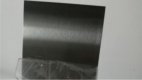 不锈钢装饰之黑钛拉丝板