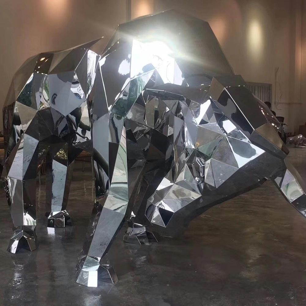 不锈钢拓荒牛