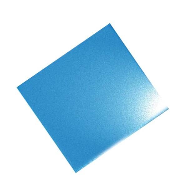 宝蓝磨砂板